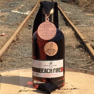 Beach Fire Spiced Rum