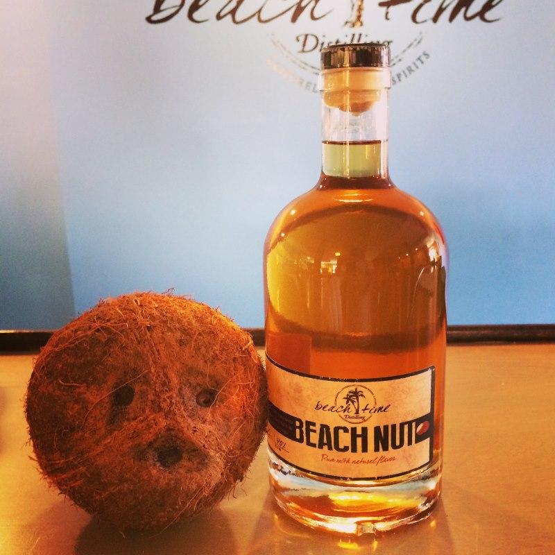 Beach Nut Rum