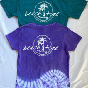 Tie-Dye Wave T-shirts